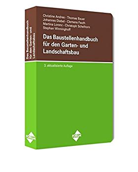 Baustellenhandbuch für den Garten- und Landschaftsbau